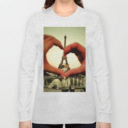 Je t'adore Long Sleeve T-shirt