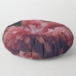 Pink Bellingrath Floral Floor Pillow