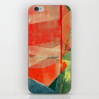 mars iPhone & iPod Skins featuring Mars by Fernando Vieira