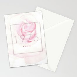 Must Be Loving Someone Stationery Cards