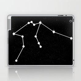 AQUARIUS (BLACK & WHITE) Laptop & iPad Skin