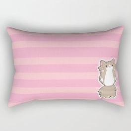 Kitty Cat Dress up Rectangular Pillow