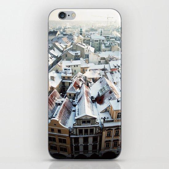 Praha Horizons iPhone & iPod Skin