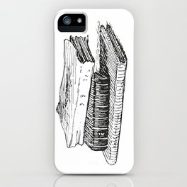 Books 3 iPhone Case