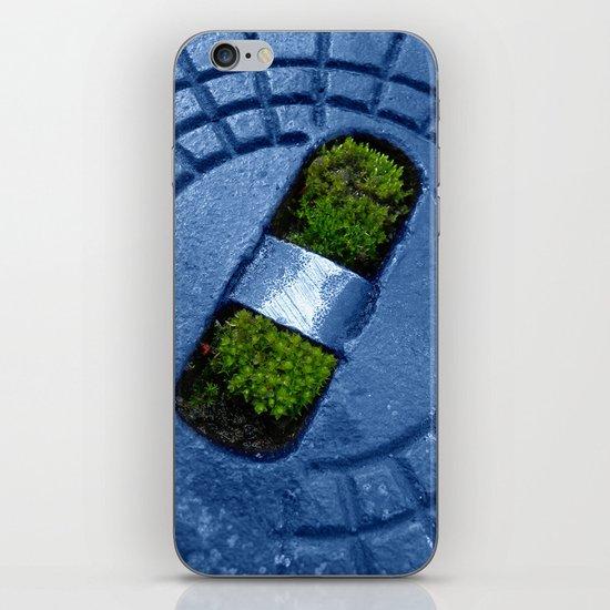 little green II iPhone & iPod Skin