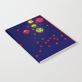 Constellations piesces Notebook