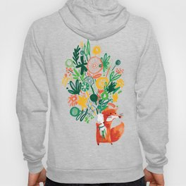 Flower Delivery Hoody