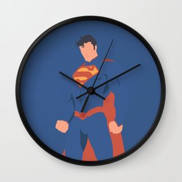 Superman Wall Clock