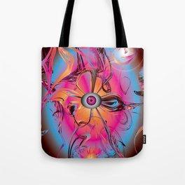 icflower Tote Bag