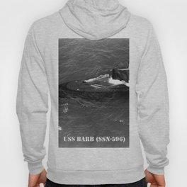 USS BARB (SSN-596) Hoody
