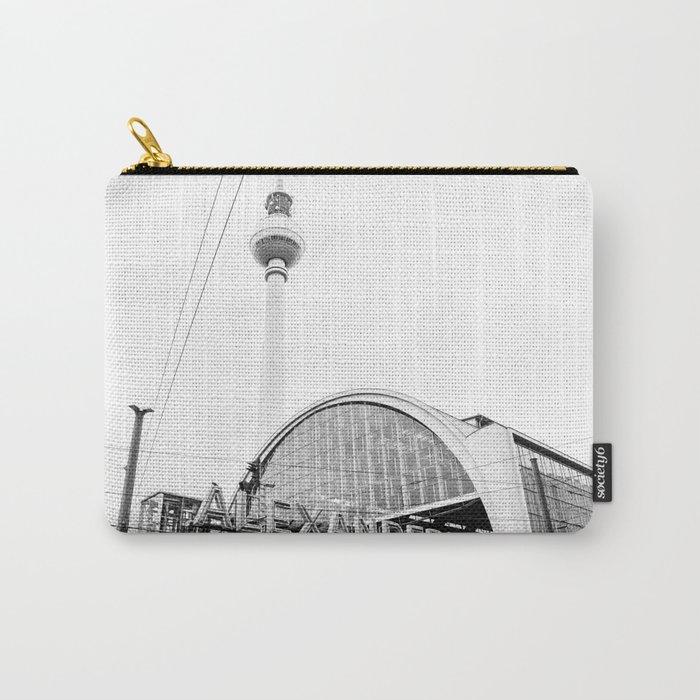 Berlin Alexandraplatz Carry-All Pouch