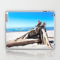 Drift wood Fort Laptop & iPad Skin