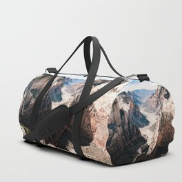 Zion Canyon National Park Duffle Bag