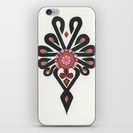 parzenica iPhone Skin