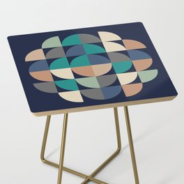 Gestalt Geometric Side Table