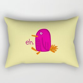 Eh Bird Rectangular Pillow