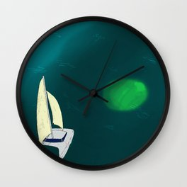 Jonas Dupuy Wall Clock