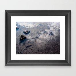 Sky Stones Framed Art Print