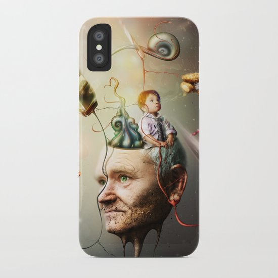 Mental Age iPhone Case