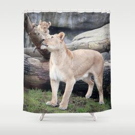 You're the Best Shower Curtain