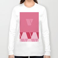 gta v Long Sleeve T-shirts featuring V — by Mike•Long