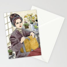 In the Flower Shop Stationery Cards