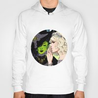 wicked Hoodies featuring Wicked by Natalie Nardozza