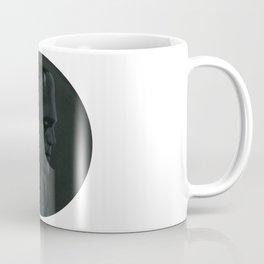 Frankenstein's monster on vinyl record print Coffee Mug
