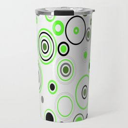 Green&Black combination Travel Mug