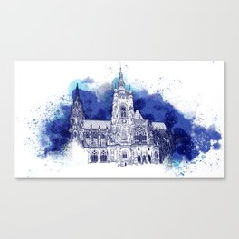 St. Vitus, Prague Canvas Print