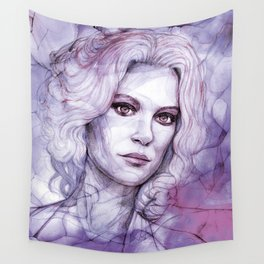 I am the Woman of my Life Wall Tapestry