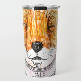 Le Petit Fox  Travel Mug