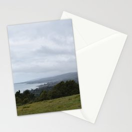 sea scape Stationery Cards