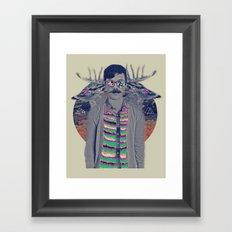 XXVI Framed Art Print