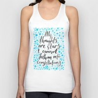 tfios Tank Tops featuring TFIOS by IndigoEleven