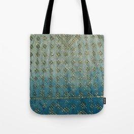 Faded Indigo Assuit Tote Bag