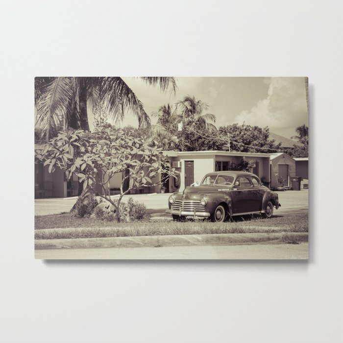 1941 Chrysler Metal Print