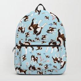 American Akita Backpack