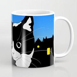 Brussels Cat, Chat de Bruxelles, Belgium Cat. Coffee Mug