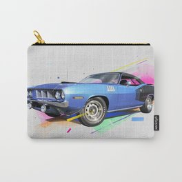 Plymouth Cuda 1971 Carry-All Pouch