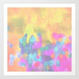 Rave Party #society6 #buyart #decor Art Print