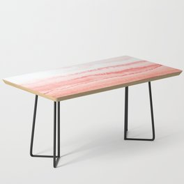 WITHIN THE TIDES CORAL DAWN Coffee Table