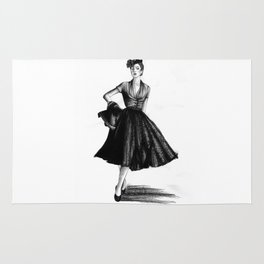 Fashion 1950 Rug