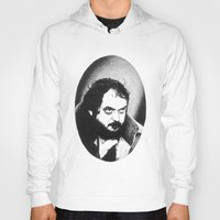 kubrick Hoodies featuring Stanley Kubrick by Daniel Point