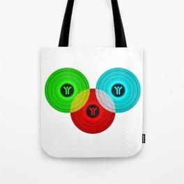 Vinyls Tote Bag