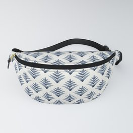 blue pinecones Fanny Pack