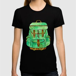 Backpack Adventure T-shirt