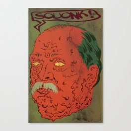 Squonk Grover Cleveland  Canvas Print