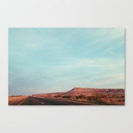 Texas I-10 Canvas Print