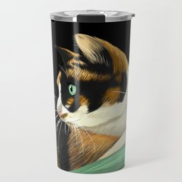My lovely cat Travel Mug